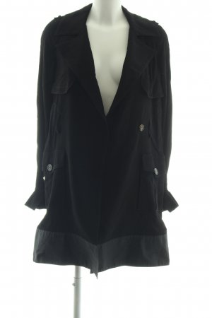 Atos Lombardini Between-Seasons Jacket black casual look
