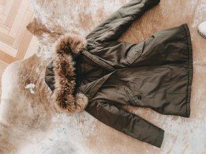 Attentif Manteau en duvet multicolore