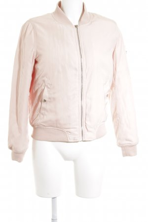 Attentif Bomber Jacket pink casual look