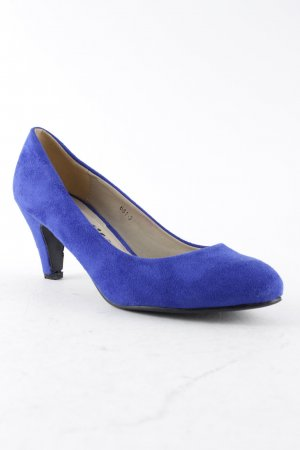 Attentif High Heels blau Elegant