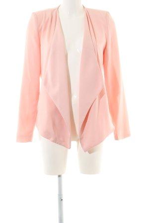 Attentif Blazer corto rosa stile casual
