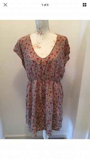 Attic & Barn Vestido Hippie multicolor