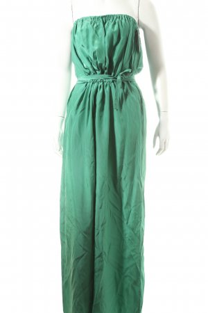 Attic & Barn Bandeaukleid waldgrün Gypsy-Look