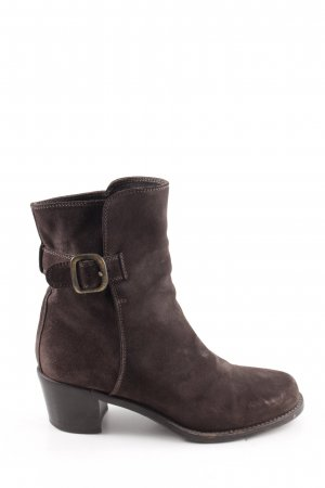 Attilio giusti leombruni Short Boots brown casual look