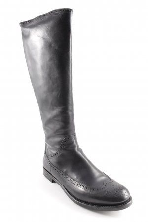 Attilio giusti leombruni Riding Boots black casual look