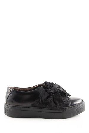 Attilio giusti leombruni Slip-on Sneakers black casual look