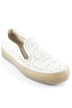Attilio giusti leombruni Sneaker slip-on multicolore stile romantico