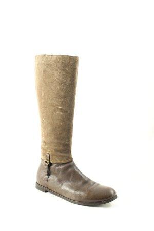 Attilio giusti leombruni High Boots grey casual look