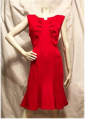 Stretch Dress red