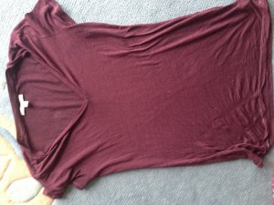 American Eagle Outfitters Long Shirt purple