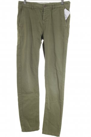 Aubin & wills High-Waist Hose grasgrün Casual-Look