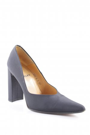 Audley Spitz-Pumps schwarz Party-Look