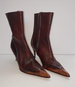 Audley Booties sand brown-brown