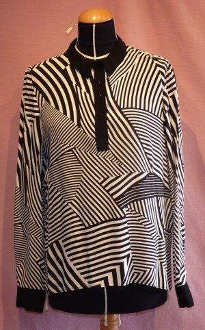 Auffällige Bluse von Zara Woman
