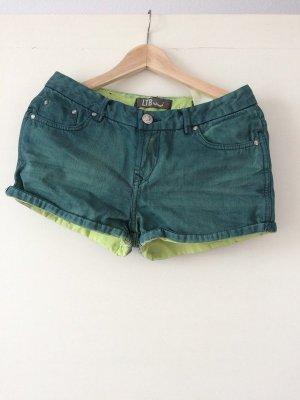 Auffällige Jeansshorts von LTB
