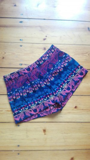 Esprit Shorts multicolored cotton
