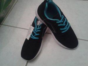 aufgepasst !! - voll angesagte tolle Turnschuhe Skechers Sneakers Sportschuhe - Gr. 33