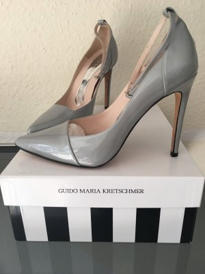 Aufregende High Heels Gr 37 Lackleder Guido Maria Kretschmer