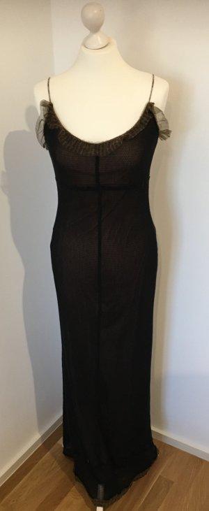 Aufregendes Abendkleid mit Netz