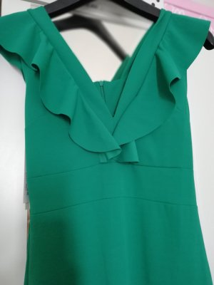 Wal G Robe mi-longue turquoise