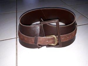 Belt black brown