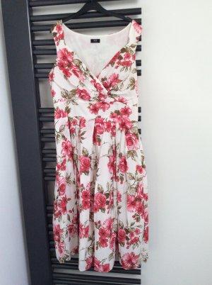 F&F Petticoat Dress multicolored cotton