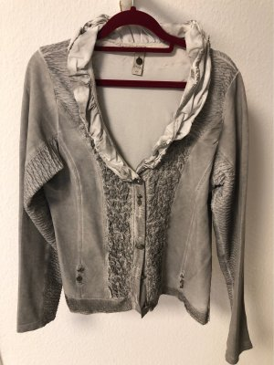 Tredy Shirt Jacket light grey-grey
