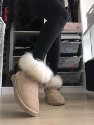 Aukoala Boots echtfell / Stiefel