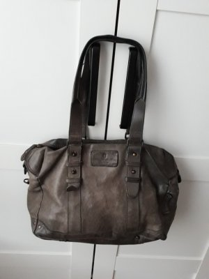 aunts & uncles Borsa a spalla antracite-grigio scuro Pelle