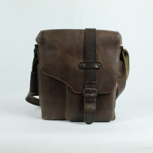 AUNTS & UNCLES Ledertasche braun (19/10/197)