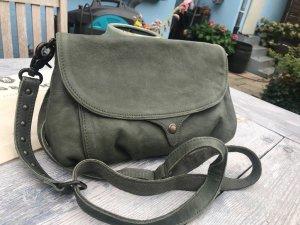 Aunts&Uncles tasche Handtasche Olive NEU