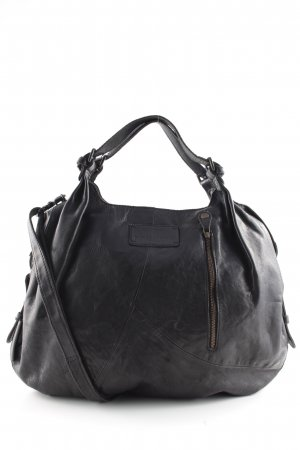 aunts & uncles Borsa a spalla nero stile casual