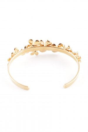 Aurélie Bidermann Brazalete color oro estilo «business»