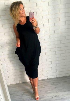 Aus ein Kleid werden 2 ! Sweatkleid Minikleid langes Kleid passt bei L-XL