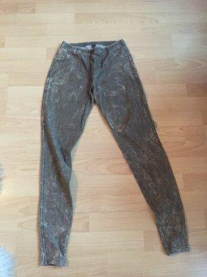 Ausgefallen Leggings in Tarnfarben