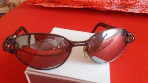 Ausgefallen verspiegelte Sonnenbrille von Jean Paul Gautier