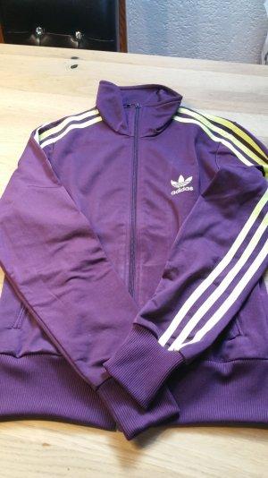 ausgefallene Adidas Originals Trainingsjacke, Größe 38