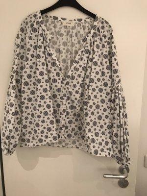 Ausgefallene Bluse von Vicolo, Oversize, Gr Onesize