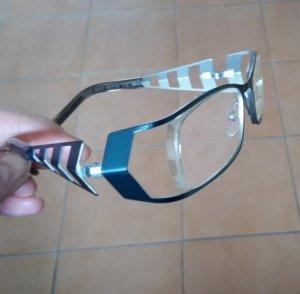 Ausgefallene Brille von JF Rey
