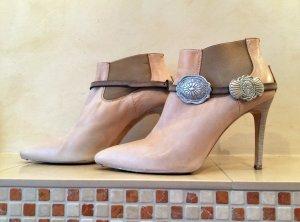 Elena Lachi Chelsea Boots multicolored leather