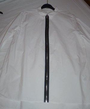 ausgefallene COS Bluse mit Reißverschluss
