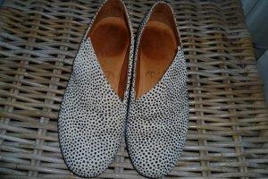 ausgefallene flache Schuhe