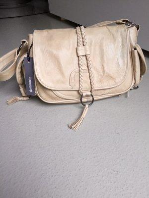 Ausgefallene Handtasche im 70er-Style