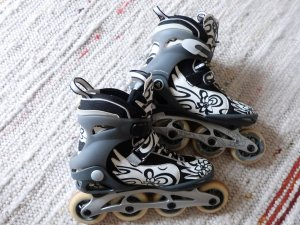 """ausgefallene Inlineskater """"Texas"""" von K2 gestaltet von Jette Joop"""