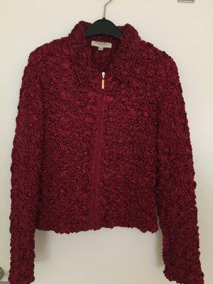 ausgefallene Jacke rot, zu jedem Anlass zu tragen