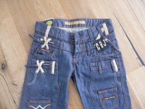 ausgefallene Jeans nagelneu W26 L32