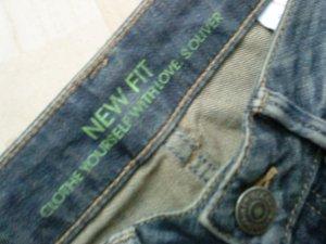 ausgefallene Jeans von s.Oliver mit Straßsteinen Größe 36