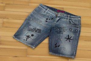 Ausgefallene Jeansshort von Killah