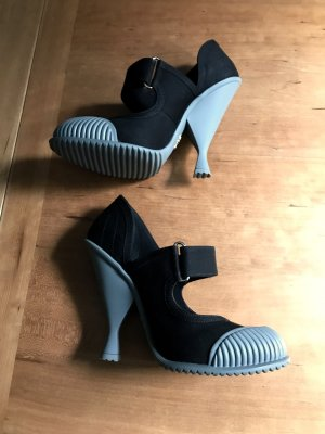 Prada Pumps black-grey