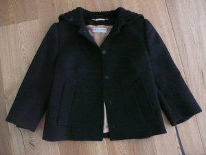 ausgefallene schwarze Wolljacke von Dolce & Gabbana